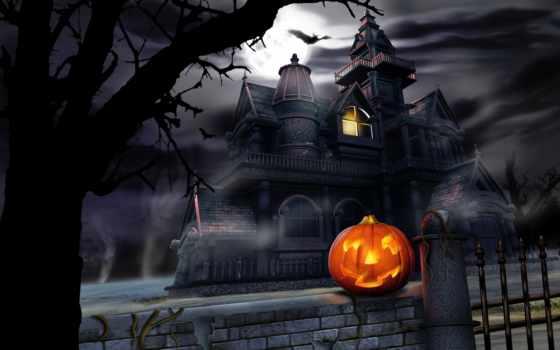 halloween, free, desktop