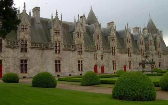 castle, замки, франция, château, josselin, world, самые, латте,
