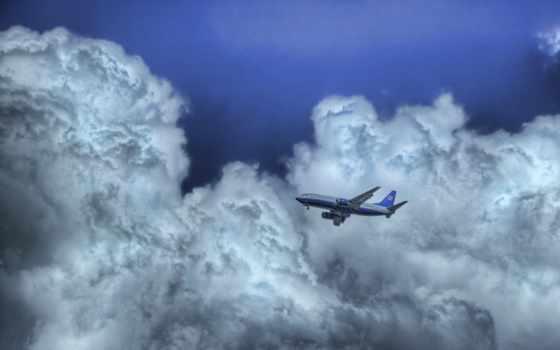 облака, небо Фон № 797 разрешение 1920x1440