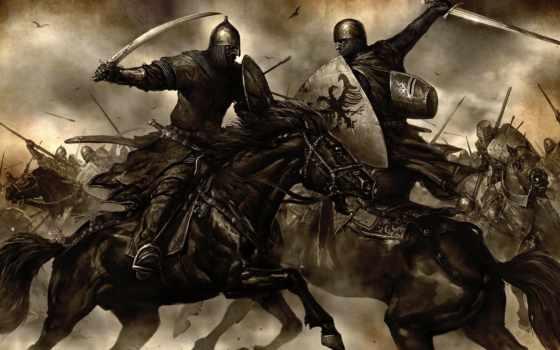 рыцари, рыцарь, epic, art, arts, fantasy, war, битва, креси, войны,
