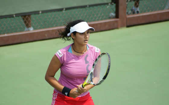 tennis, this, sania