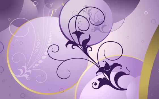 purple, вектор, коллекция