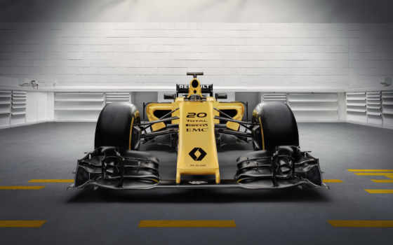renault, команда, мар, livery, спорт, formula, race, yellow, reno,