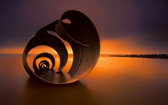море, закат, shell, this, они, flickr, photos, explore, picssr, favorite,