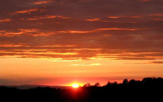солнце, небо Фон № 16317 разрешение 1920x1200