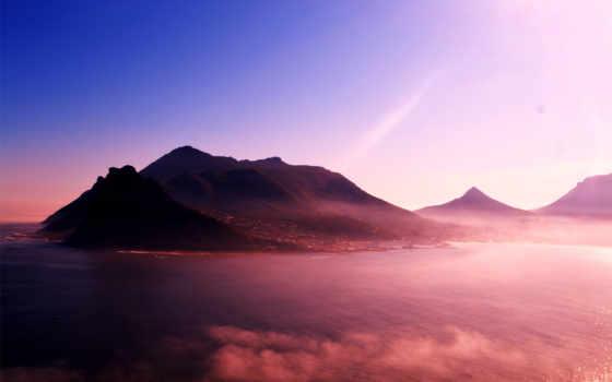 scenic, mountains, desktop