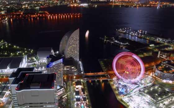 городов, города, ночные