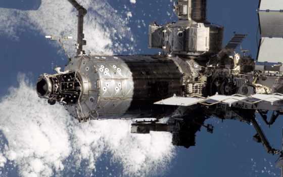 модуль, destiny, космос, мкс, станция, международный, стс, taken, nasa,