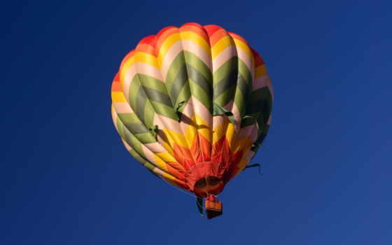 спорт, воздушный, шар