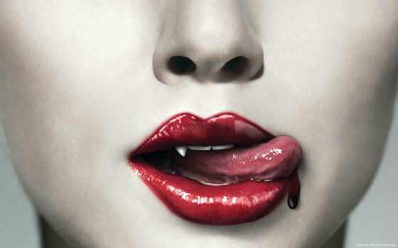 зубы, язык, зубки