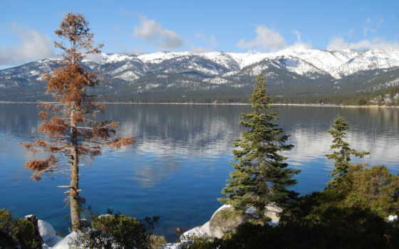 озеро, superior, онтарио, канада, поопо, bay, святого, лаврентия,