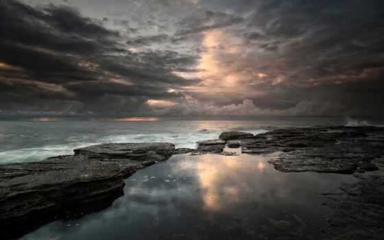 bryan, milton, море, clouds, pictures, природа, queensland, небо, cosmos, position,