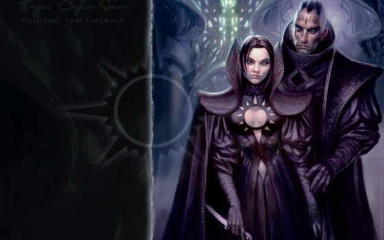 магия, teysa, orzhov, scion, gathering, guildpact, cards, тварь,
