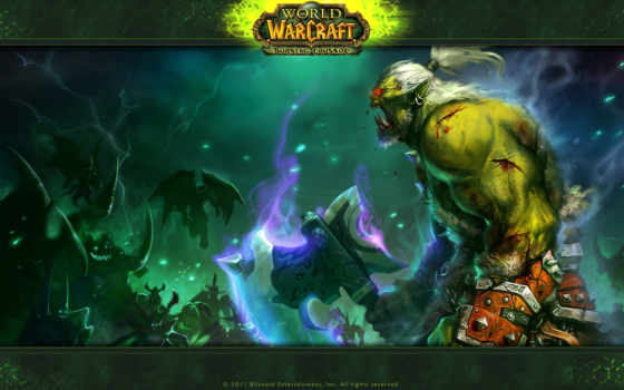 broxigar, of, warcraft, world, the, wow, art, брок