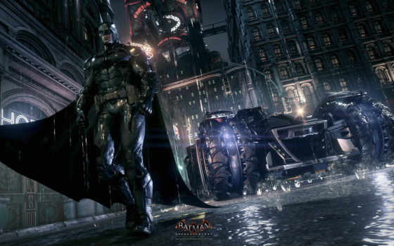 arkham, batman, knight, марта,