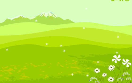 prezentacii, зелёный, шаблоны