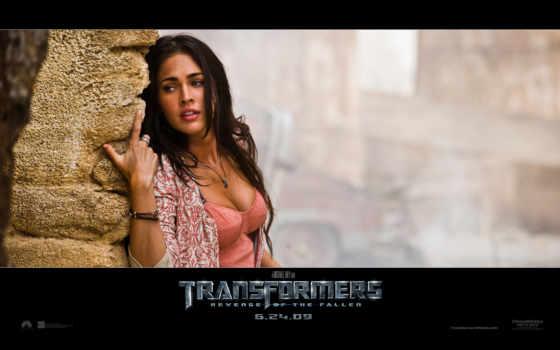transformers, fallen, месть