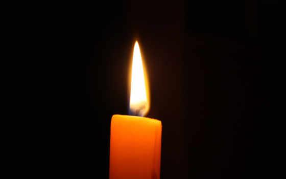 свеча, спокойствие