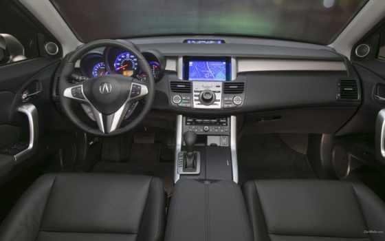 acura, rdx, салон, акура, интерьер, авто, concept, руль, спидометр, автомобили,