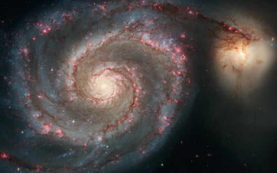galaxy, andromedy, ngc, галактики, февр, находится, обнаруживает, постоянно, hubble, галактику,