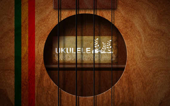 underground, укулеле, фон, музыка, art, стиль, strings, гитара, надпись,