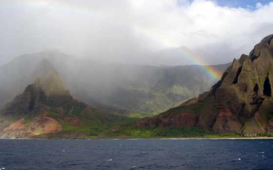 napali, rainbow