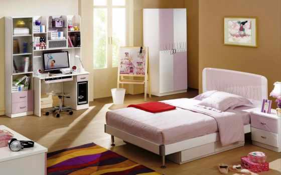комнаты, детской, интерьера