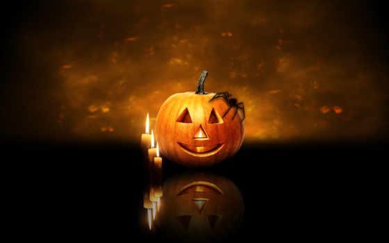 halloween, android, тыква