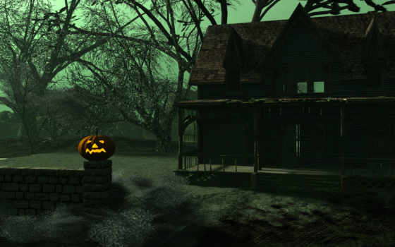 halloween, fondos, pantalla