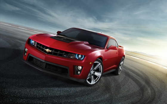 camaro, chevrolet, red, zl, камаро,
