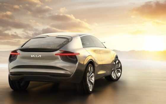kia, imagine, concept, начало, company, бренд, logo, электромобиль, conceptual, electric