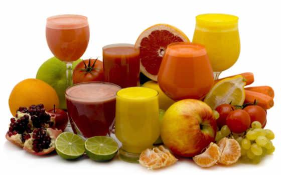 напитки,фрукты, полезные