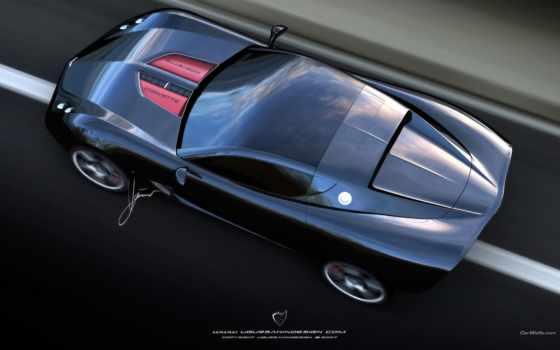 corvette, concept, ugur