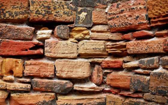 стена, кирпичи, кирпича, стен, текстура, primer,