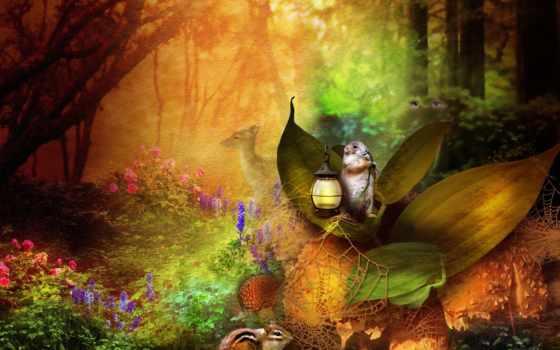 природа, фантасмагория Фон № 22622 разрешение 1920x1200