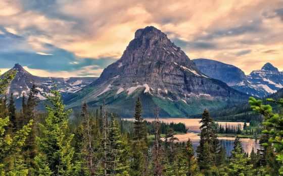 природы, mountain