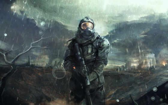 апокалипсис, игры, stalker