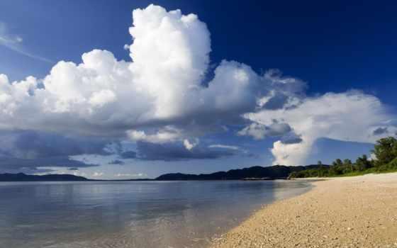 море, landscape, природа