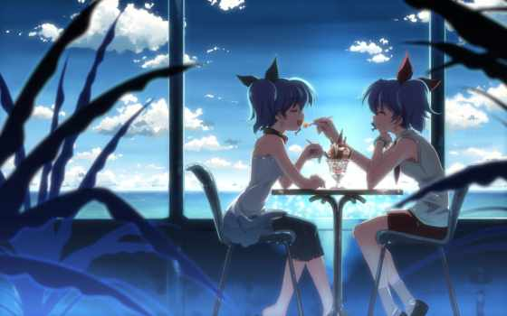 anime, cute