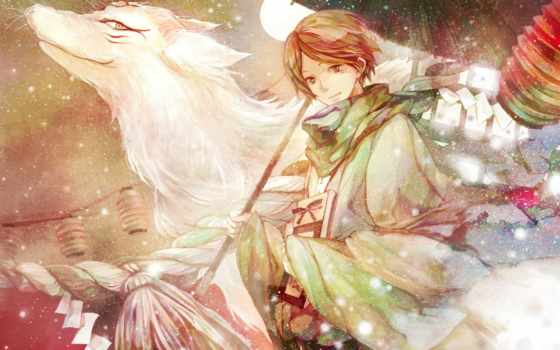 notebook, anime, дружбы, natsume, нацумэ, yuujinchou, art,