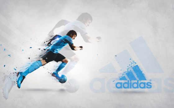 adidas, реклама, сайте