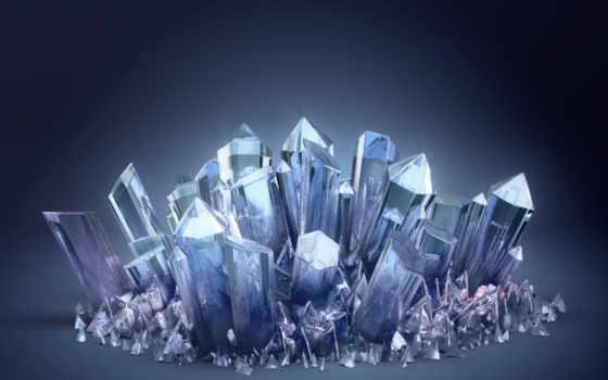 кристаллы, лечебная, сила