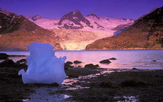природа, мира, закате, восходы, горы, вычислить, стоимость,