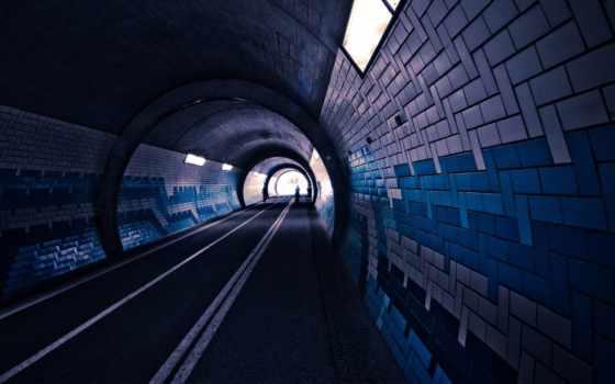 dark, ipad, дорога, туннель, share, найти, тегам,