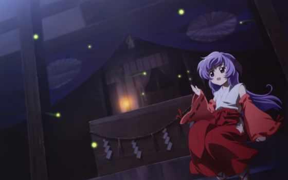 higurashi, ni, naku, koro, kai, furude, hanyuu, anime, pinterest,