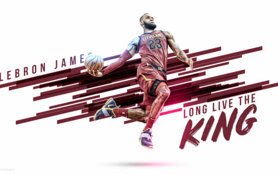 lebron, james, king