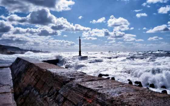 сахалин, sakhalin, surf, родинка, море, desktop, остров, pier, waves,