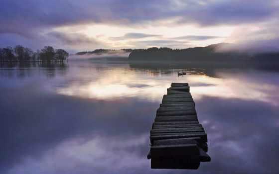природа, mobile, озеро