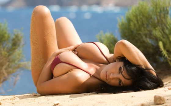 devushki, красивые, самые, мира, девушек, купальниках, красивых, голые,