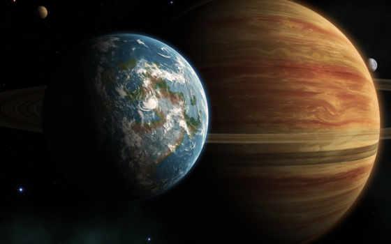 юпитер, land, planet, материки, кольца,